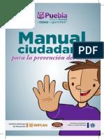 Manual Ciudadano para la Prevención del Delito Puebla