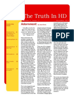 Truth in HD November 2013