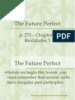 p273 the Future Perfect