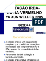 Manual Irda 862 220v