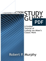 Study Guide to Human Action a Treatise on Economics