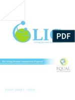 The Living Income Guaranteed Proposal