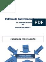 politica convivencia escolar2003.ppt