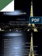 O Iluminismo francês