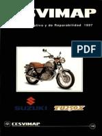 Taller TU250X Suzuki