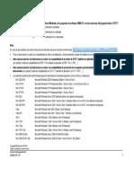 STEP 7 - Lista de Compatibilidad