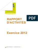 Rapport Act 12