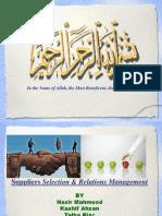 supplier relationship management.ppt