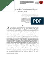 670 Ziarek The Turn of Art Avant-Garde and Power.pdf