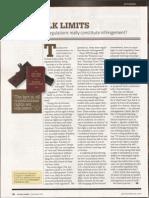 Let's talk limits, by Dick Metcalf (Guns & Ammo, Dec. 2013)