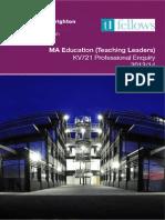 KV721 Programme FINAL