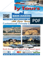 Bein Harim Tourism Services LTD - Tourism Services With Care