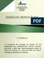Energias Renováveis comp