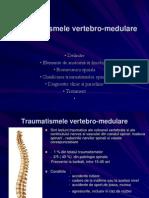 Traumatismele vertebromedulare