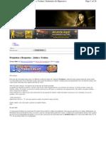 080325 - Teoria da Conspiração - Perguntas e Respostas - Judas e Yeshua