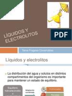Liqds y Electrolits