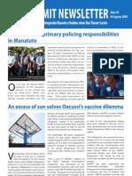 Unmit Newsletter 3 August 2009