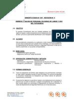 07-03 PROCEDIMIENTO N° 007 - INGRESO Y SALIDA DE PERSONAL EN HORAS DE LABOR Y USO DEL FOTOCHECK.PDF