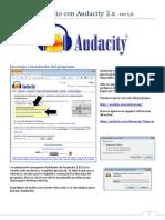 Audacity Manual Pdf