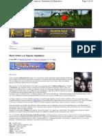 080801 - Teoria da Conspiração - Harry Potter e as Núpcias Alquímicas