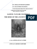analisi ancient mariner