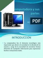 La Computadora y Sus Partes Examen