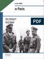 02.- Hitler en París - Francia, mayo de 1940