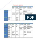 WorldFest 2013 Agenda