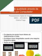 Controlo de Qualidade Atraves de Visao Por Computador_TP2_ultima Versao