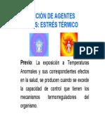 Exposicion Al Calor PPT