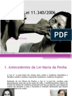 Maria Da Penha Aula Especial