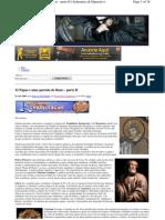 081001 - Teoria da Conspiração - 32 Papas e uma Garrafa de Rum