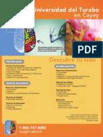 Oferta Academica UT Cayey