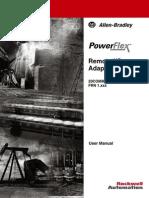 PowerFlex Remote I-O Adapter 20 COMM-R