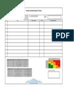 Formato de Analisis Seguro de Trabajo (AST)