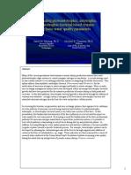 Understanding Heterotrophic Systems