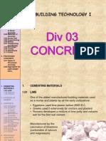 03 Concrete