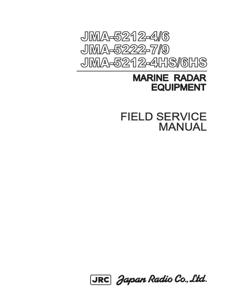 jma 5200mk2 field service manual radar power supply rh scribd com field service manual for alaris 8100 field service manual lightsaber