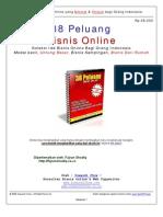 38 peluang usaha bisnis online