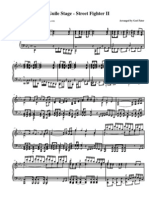 Spooky Scary Skeletons Piano Sheet Music