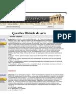 Artes Seculo XIX