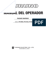 FR8XX2 Spanish Manual Del Operador