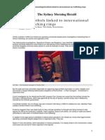 Legal Brothels Linked to International Sex Trafficking Rings