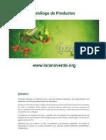 Catalogo La Rana Verde
