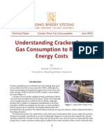 Cracker Oven Reducing Gas Costs
