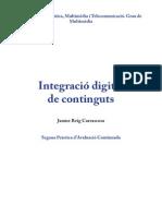 Integració Digital de Continguts - Pràctica 2