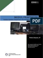 Modul Praktikum Instalasi komputer