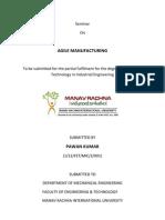 AGILE MANUFACTURING.docx