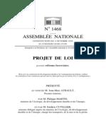projet de loi réforme ferroviaire l1468