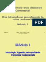 Capacitação Secretarias Módulo 1
